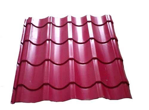 彩钢琉璃瓦供应商