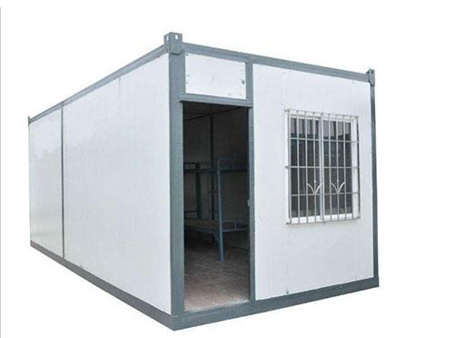 折叠集装箱板房